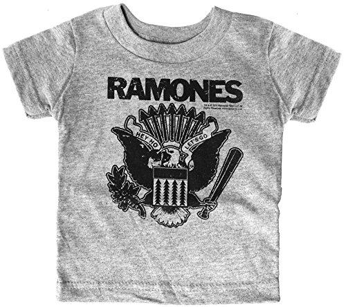 Metal Ramones (Sourpuss t-Shirt Metal Children's Ramones - Ramones SP12722 5-6T)