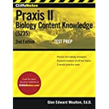 CliffsNotes Praxis II Biology Content Knowledge (5235), 2nd Edition
