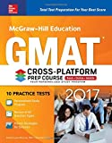 img - for McGraw-Hill Education GMAT 2017 Cross-Platform Prep Course book / textbook / text book