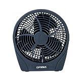 Optimus F0622 Grey 6Inch Fan Personal Stylish 2Speed Energy