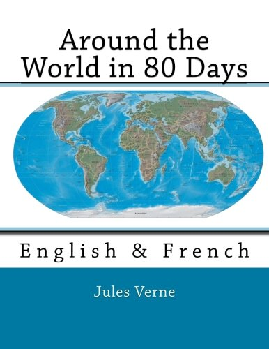 Around the World in 80 Days: English & French: Amazon.de: Jules ...