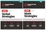 img - for GRE Math & Verbal Strategies Set: Effective Strategies & Practice from 99th Percentile Instructors (Manhattan Prep GRE Strategy Guides) book / textbook / text book