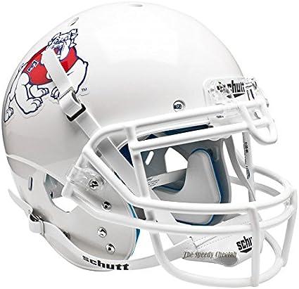 Schutt NCAA Fresno State Bulldogs Replica XP Football Helmet