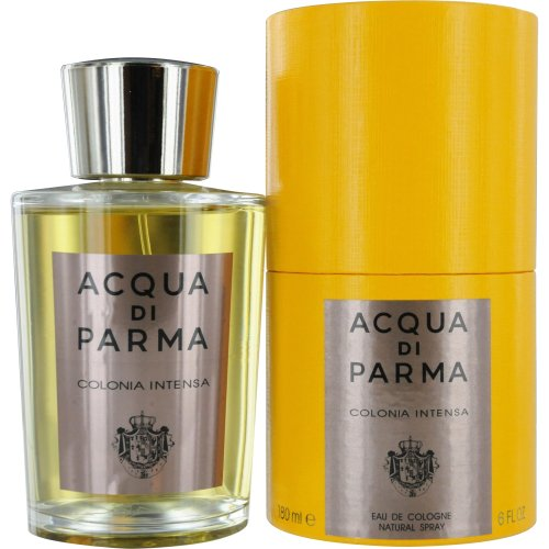 Acqua Di Parma Intense Cologne Spray for Men, 6 Ounce by Acqua Di Parma