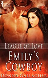 Emily's Cowboy (League of Love Book 5)