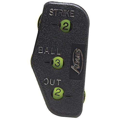 PIB 4-Pack Champion Sports 4 Wheel Standard Optic Yellow Umpire Indicator