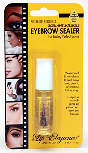 Lip Elegance Eyebrow Sealer, 0.17 oz (Lipstick Lipchic Sealer)