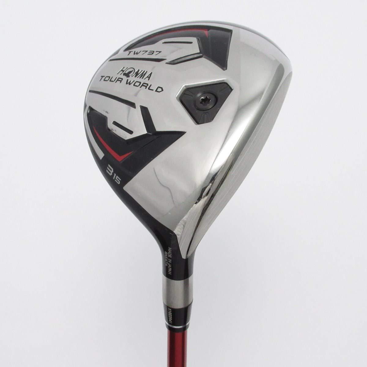 絶妙なデザイン 【中古 VIZARD S】本間ゴルフ TOUR WORLD B07R1SRRR5 ツアーワールド TW737 フェアウェイウッド VIZARD EX-C65【3W】 S B07R1SRRR5, VALUE BOOKS:0f31d5fd --- 4x4.lt