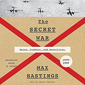 The Secret War Audiobook