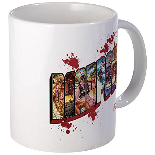 CafePress Deadpool Cinematic Mug Unique Coffee Mug, for sale  Delivered anywhere in USA