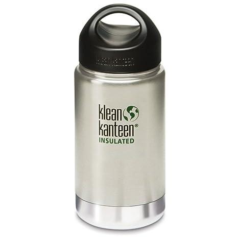 Klean Kanteen Botella, Acero Inoxidable, Brushed Stainless, 5.4 cm