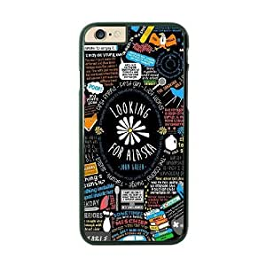 iPhone 6 Black Cell Phone Case Looking for Alaska STY791224 Phone Case Sports