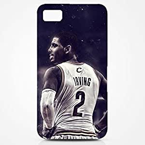 Kyrie Irving Theme Famous Basketball Star Cool Image Hard Black Plastic Anti-shock Smartphone Cover for Iphone 5C