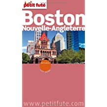 BOSTON NOUVELLE-ANGLETERRE 2011-2012 + PLAN DE VILLE