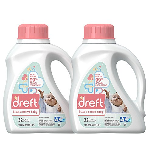 dreft-stage-2-active-hypoallergenic-liquid-baby-laundry-detergent-he-50-ounces-32-loads-2-count