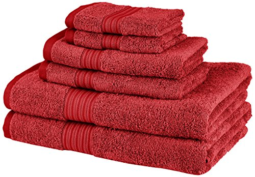 Pinzon 6 Piece Two Tone Towel Set product image