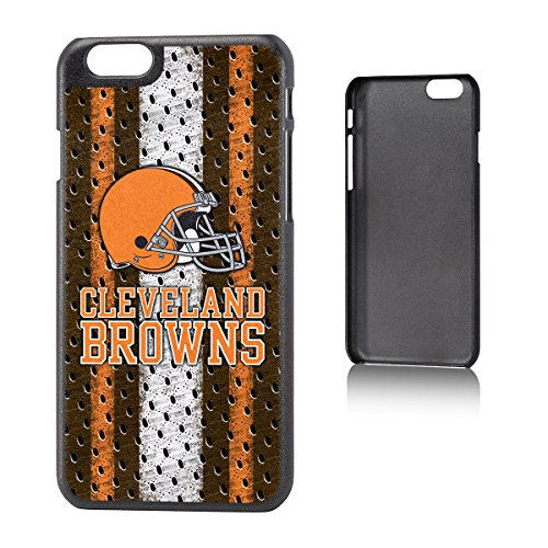 NFL Cleveland Browns iPhone 6 Protector Case, Orange/White
