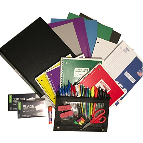 School Supply Bundle for Middle to High School (School Package)