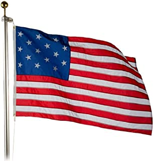 product image for Valley Forge Historical U.S. 15 Star Flag 3x5 Foot Perma-Nyl