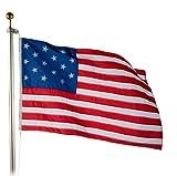 Cheap Historical U.S. 15 Star Flag 3X5 Foot SolarMax Nylon