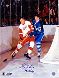 "Gordie Howe ""Mr. Hockey"" Autographed Color 16x20 Photo"