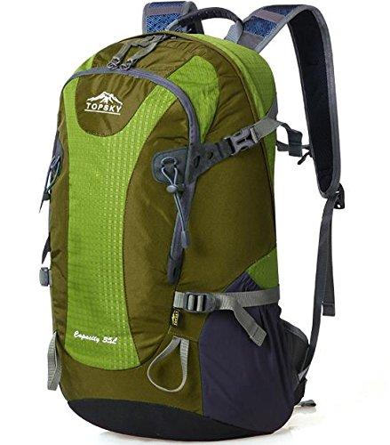 Männer Im Freien, Wandern Rucksack Reisen Camping Wandern Langlebige 35L