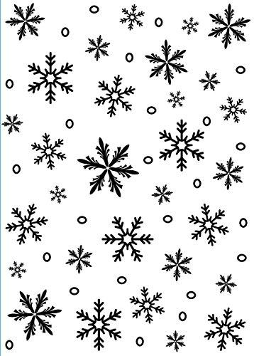 Embossing Folder Background - 5x7 Folder