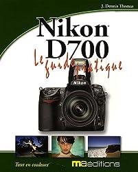 Guide pratique du Nikon D700