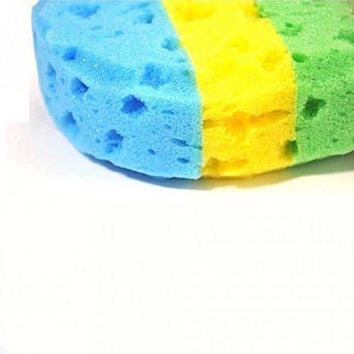 Bath Scrubber Shower Spa Sponge Body Cleaning Scrub Bath Ball Shower Sponge Wash Bathroom Accessories