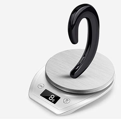 Amazon.com: MM Auriculares Bluetooth Sobre La Conducción Ósea Inalámbrica Del Oído Sin Tapones Para Los Oídos De Negocios Universales,Black: Home & Kitchen