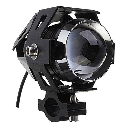 MyZenStore U5 Motorcycle LED Headlight Waterproof High Power Spot - Moto Portland