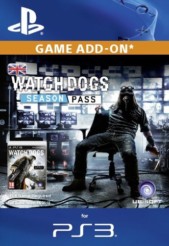 Watch Dogs: Season Pass (PS3) [Online Game Code]