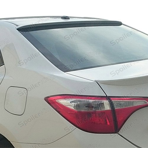 Spoiler King Roof Spoiler (284R) compatible with Toyota Corolla 2014-present ()