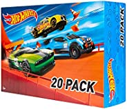 Hot Wheels 20 Car Gift Pack (Styles May Vary), Multicolor, 7.6&qu