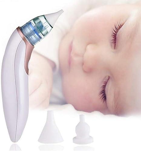 ZTXY Aspirador Nasal eléctrico Herramienta de extracción Limpia ...