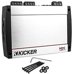 Kicker 40KX4004 4 Channel Amplifier