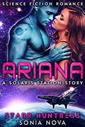 Ariana: BBW Science Fiction Alien Romance (Solaris Station)