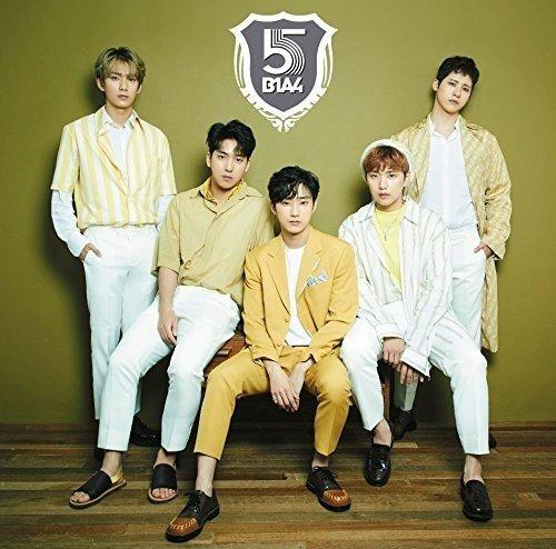 CD : B1A4 - 5 (version A) (Japan - Import)