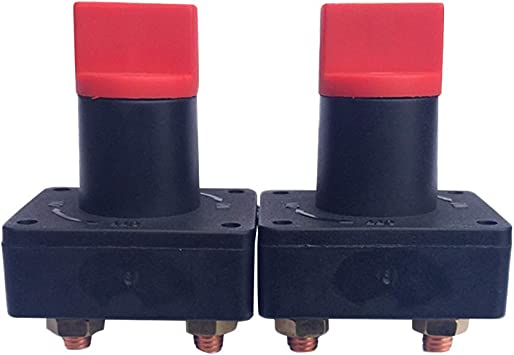 VAN UNIVERSAL Battery Disconnect Isolator Cut Off Switch CAR BOAT