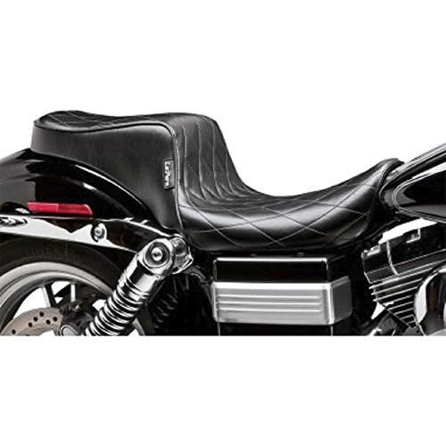 Le Pera LN-023 PT Cherokee Seat - Diamond Pleated Seat