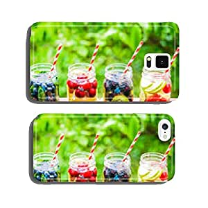 Detox water cocktail cell phone cover case Samsung S5