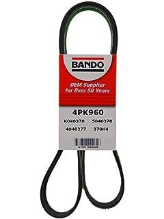 BX D/&D PowerDrive BX36 V Belt 5//8 x 39 OC Rubber