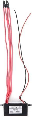 Module ioniseur /à Plasma Haute densit/é Electrodepot Cafopgrill G/én/érateur dions n/égatifs DC12V Mini purificateur dair 4 de g/én/érateur dions n/égatifs de Type Anion