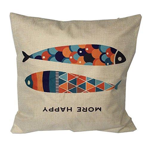 Monkeysell Mediterranean Cover Home decoration pillowcase