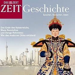 Das Ende des Kaiserreichs (ZEIT Geschichte)