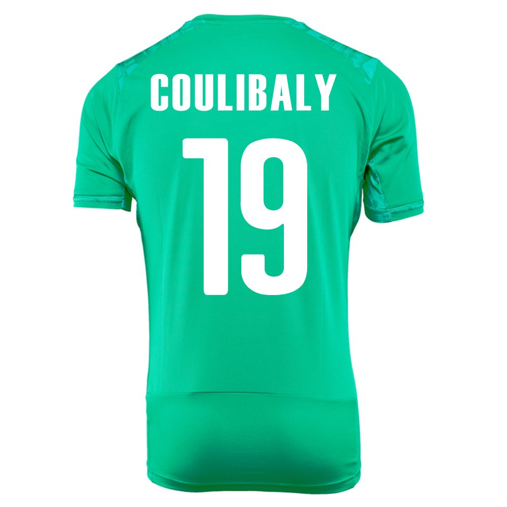 PUMA COULIBALY #19 IVORY COAST AWAY JERSEY WORLD CUP 2014/サッカーユニフォーム コートジボワール アウェイ用 ワールドカップ2014 背番号19 クリバリ B00K5XRWCG 2XL