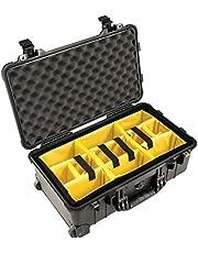 Pelican 1510 Case with Foam (Black)