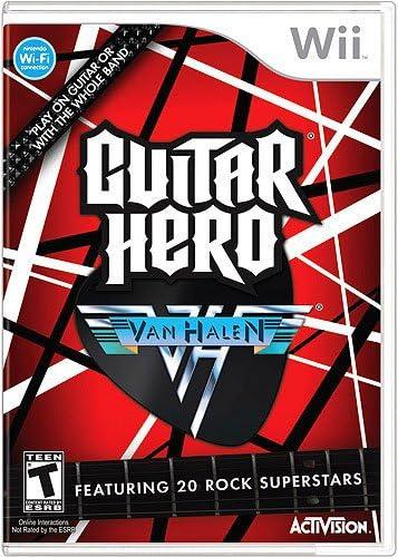 Guitar Hero Van Halen [Importación italiana]: Amazon.es: Videojuegos