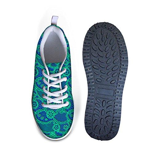 Scarpe Da Ginnastica Delukee Sneakers Leggere E Comode Da Donna
