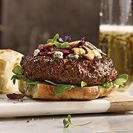 Omaha Steaks 8 (5.3 oz) Filet Mignon Burgers
